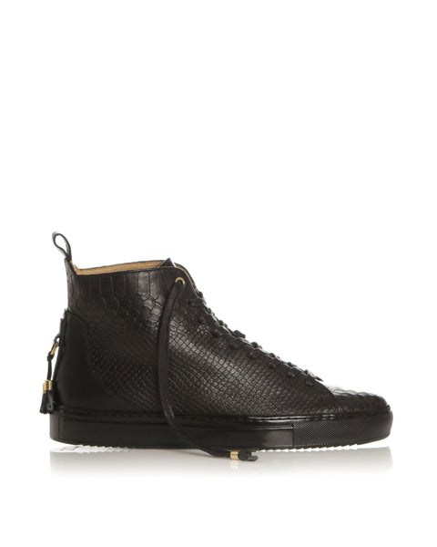 ALFA HIGH (BLACK) - ANDROID HOMME LOS ANGELES