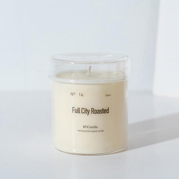 BeCandle Saikung Candle 200ml - Full City Roasted (No.14)