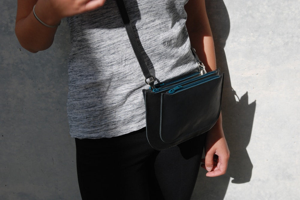 Herr PONG Berlin Triple Clutch/Bag