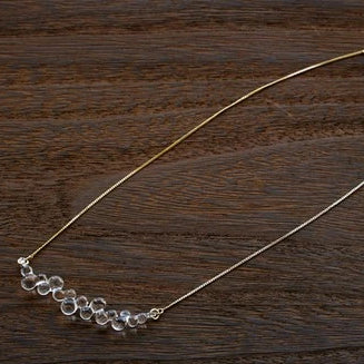 HARIO Handmade Jewelry- Water Drop Necklace (HAW-G-001N)