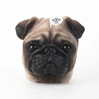 Eyecandle Pug Candle (NEW)