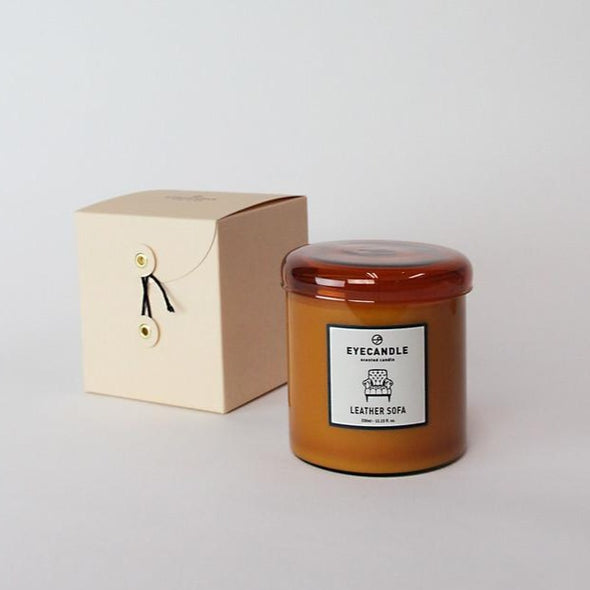Eye Candle - Leather Sofa Candle 330ml