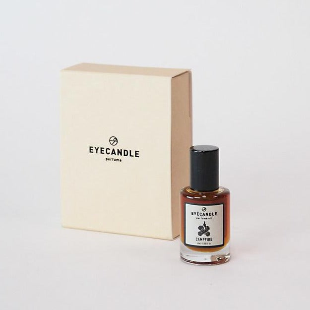 Eye Candle Perfume Oil - CAMPFIRE