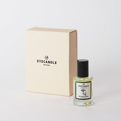 Eye Candle Perfume Oil - RELIGIOUS CEDAR