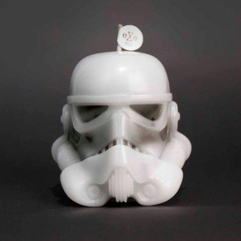 EyeCandle Star Wars - Stormtrooper scented candle