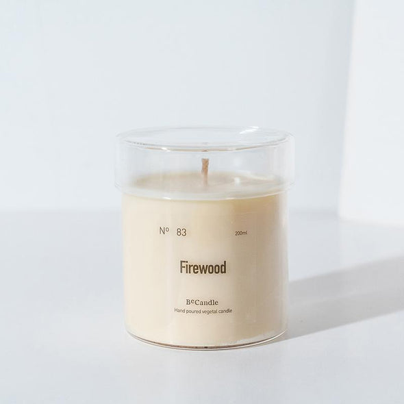 BeCandle Saikung Candle 200ml - Fire Wood (No.83)