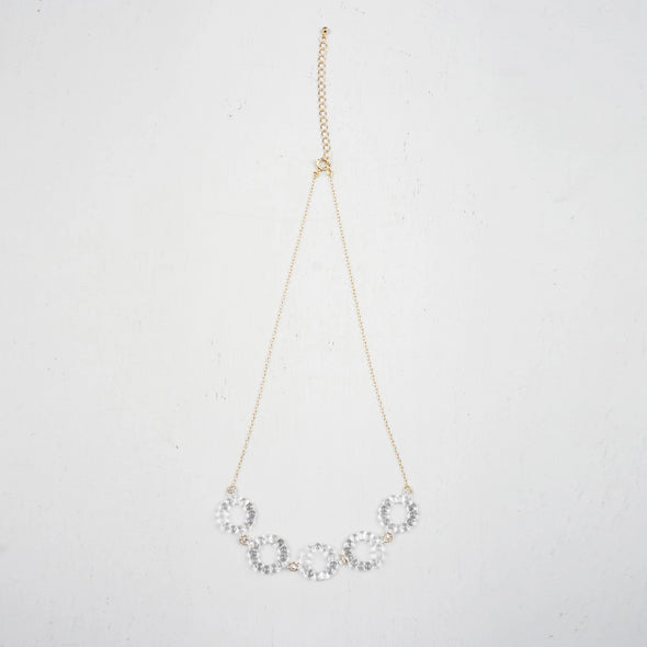 HARIO Handmade Jewelry- Water Drop Necklace (HAW-SC-001N)