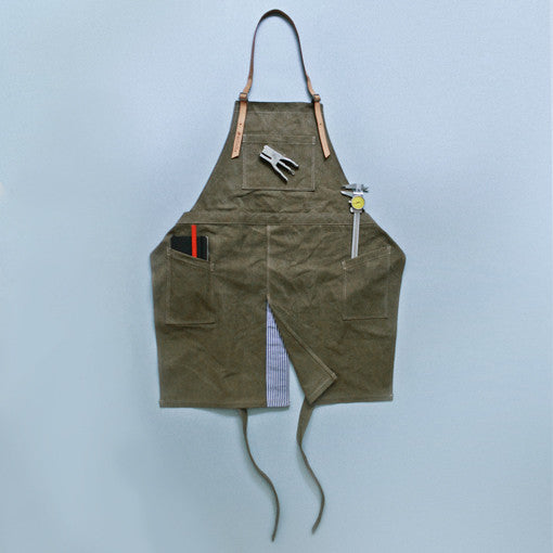 GreenRoom All-Purpose Apron (Oliver Green)