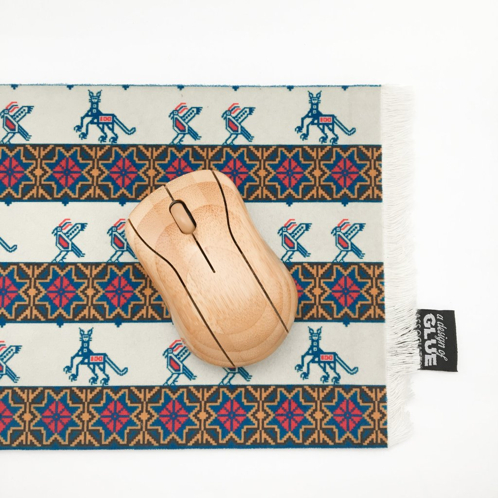Studio Mango Rug/Carpet Mousepad - South America