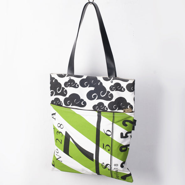 Motive Steam Tote Bag