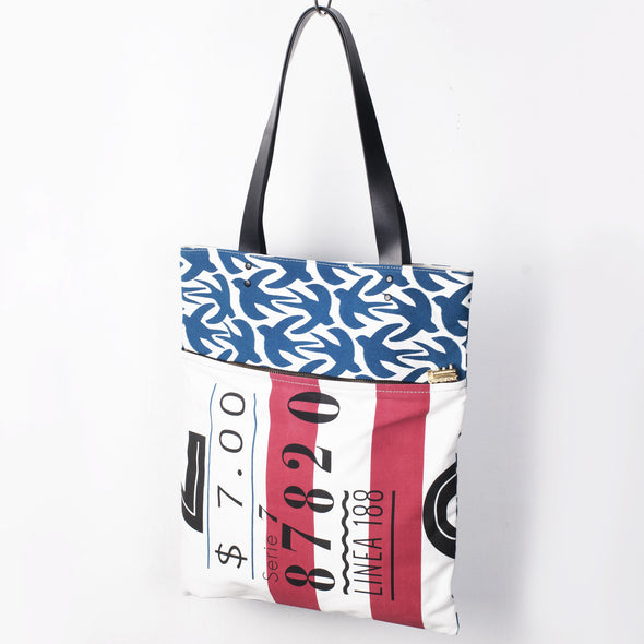 Motive Whistle Tote Bag