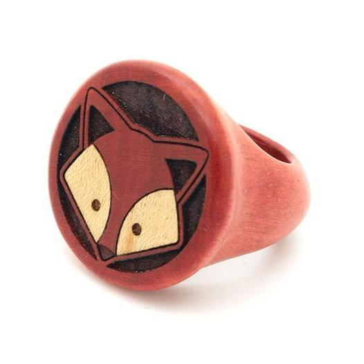 Gleamwood Wooden Ring - POS