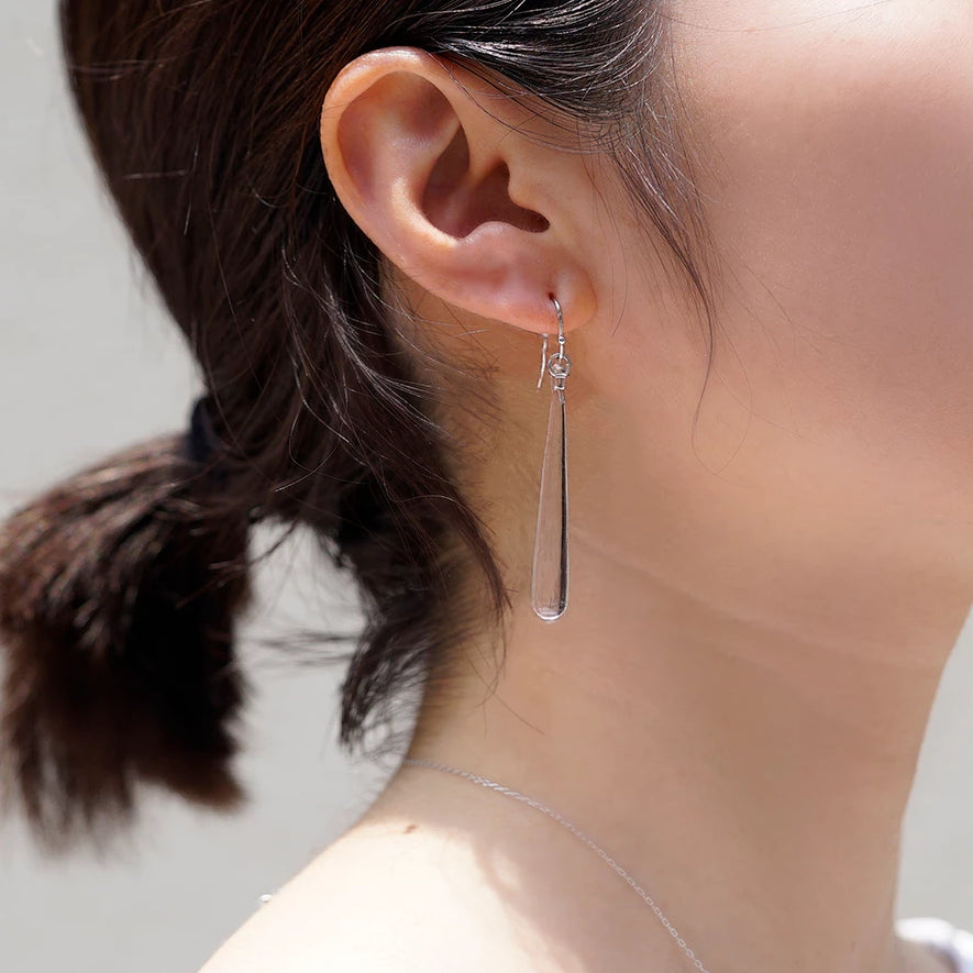 HARIO Handmade Jewelry- Rain Earrings
