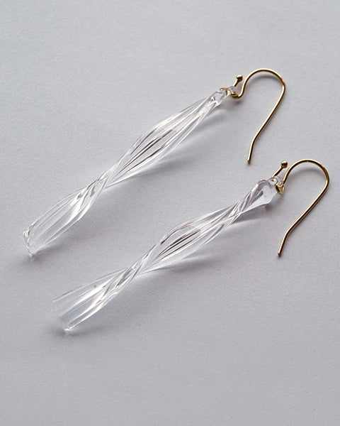 HARIO Handmade Jewelry - Abstract Earring (HAA-WF-001P)