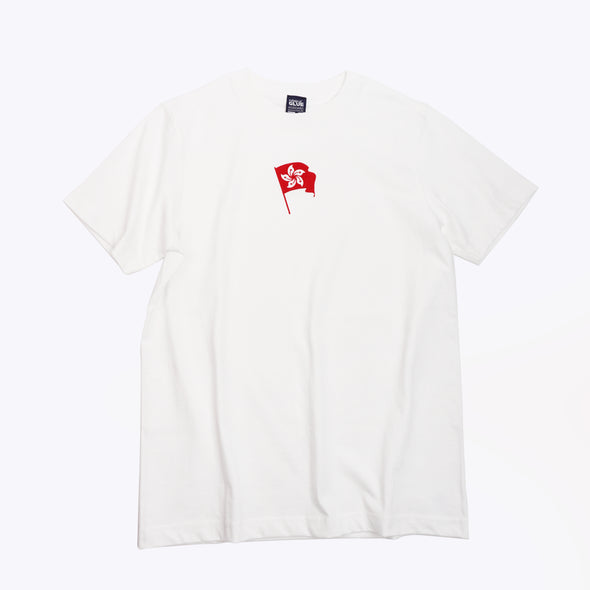Seamless Hong Kong Flag T-shirt