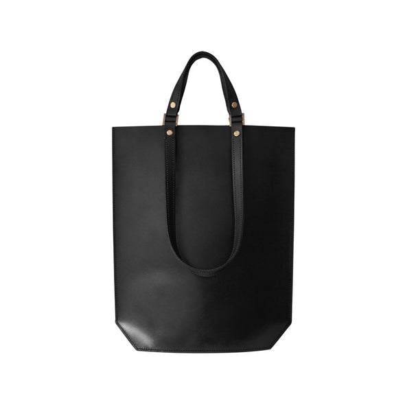 GreenRoom DU Leather Tote V-Type