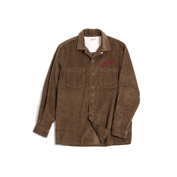 Vintage and Republic 1950S Corduroy Workshirt