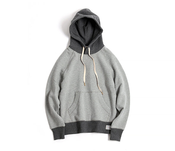 Vintage and republic-Super Soft 2 Tone hoodies