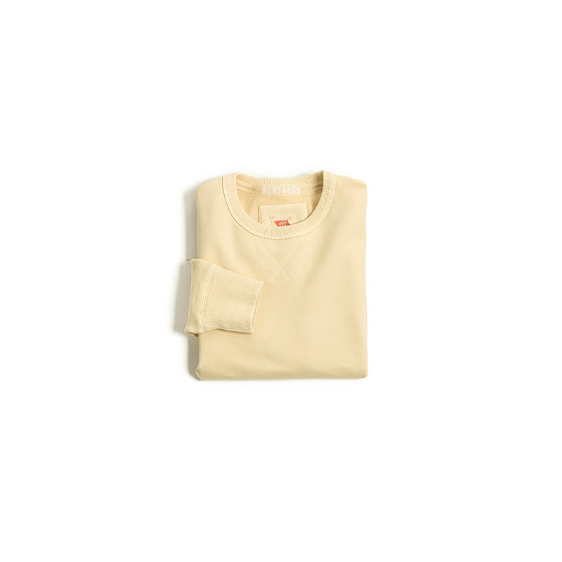 Vintage and Republic Classic Pullover - Natural Yellow