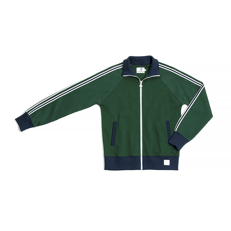 Vintage and Republic Sports Jacket - Green