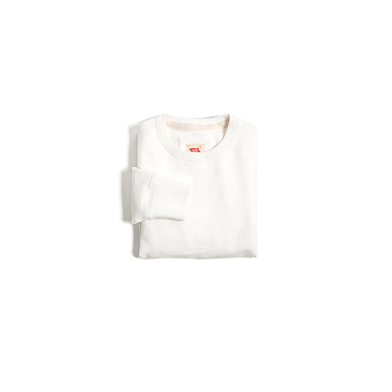 Vintage and Republic Classic Pullover - White