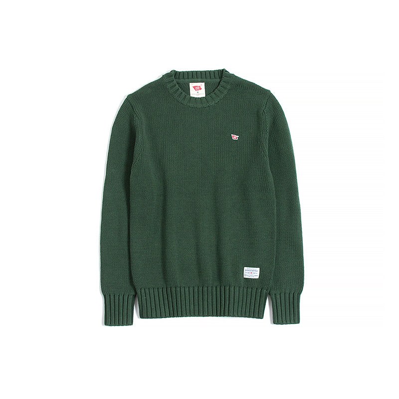 Vintage and Republic Classic Crew-neck sweater - Green