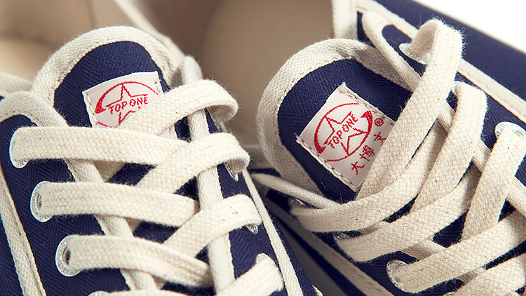 Vintage and Republic Sneaker - Navy