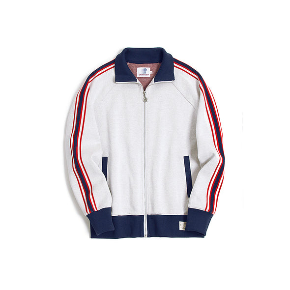 Vintage and Republic Sports Jacket - White