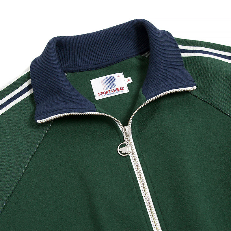 Vintage and Republic Sport Jacket - Green