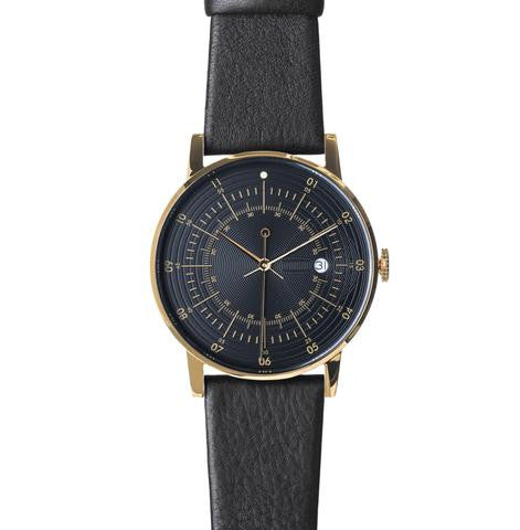 Squarestreet- Plano Series (Gold Case)