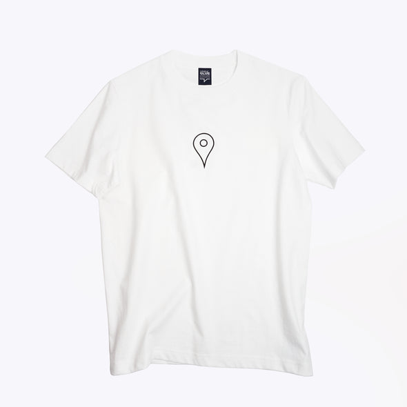 GLUE Google Map T-shirt