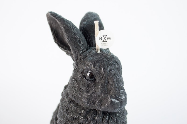 Eye Candle Big Rabbit Candle