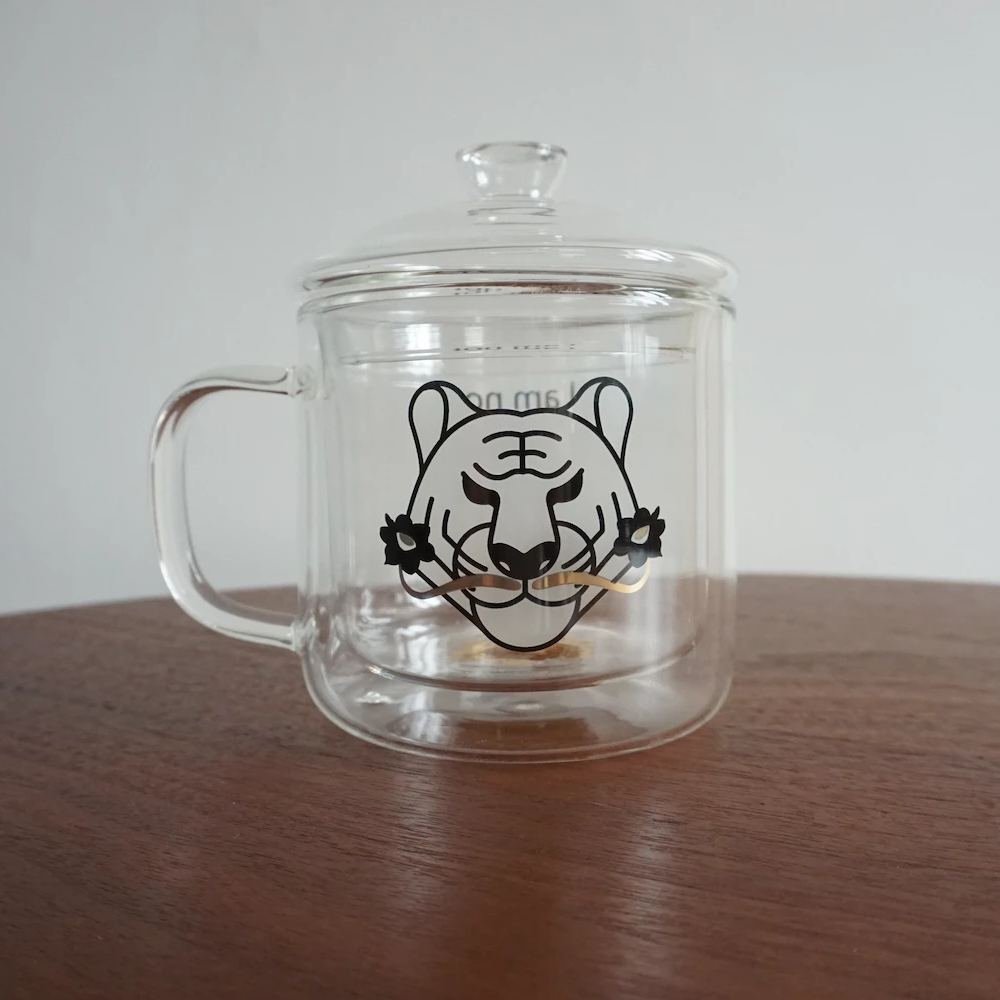 GLUE Tiger Mug - Dali