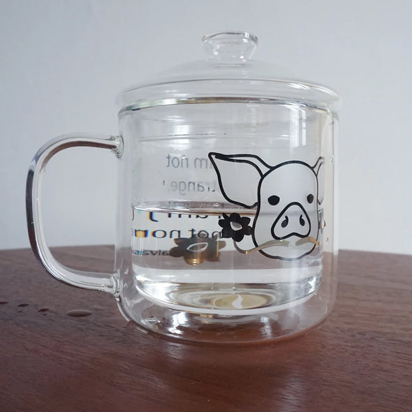 GLUE Piggy Mug - Dali