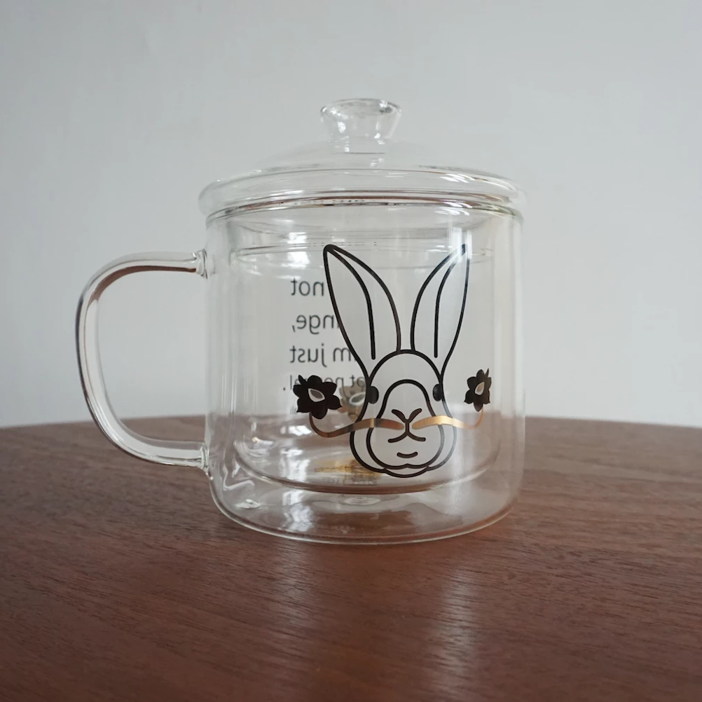 GLUE Dali Mug - Rabbit