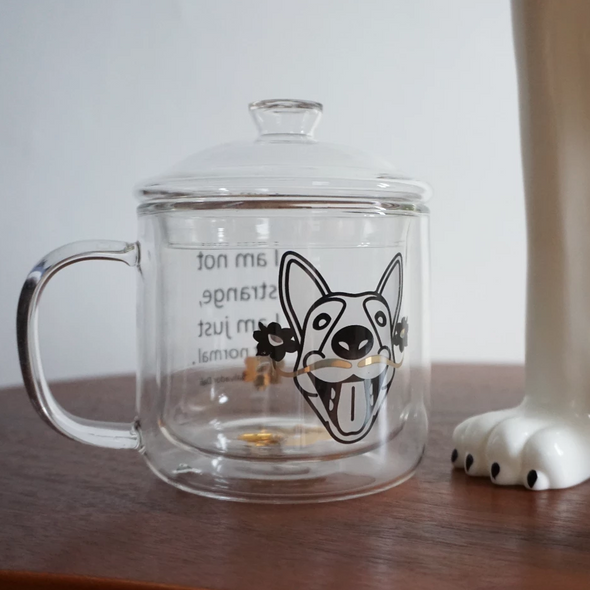 GLUE Dali Mug - Doggy