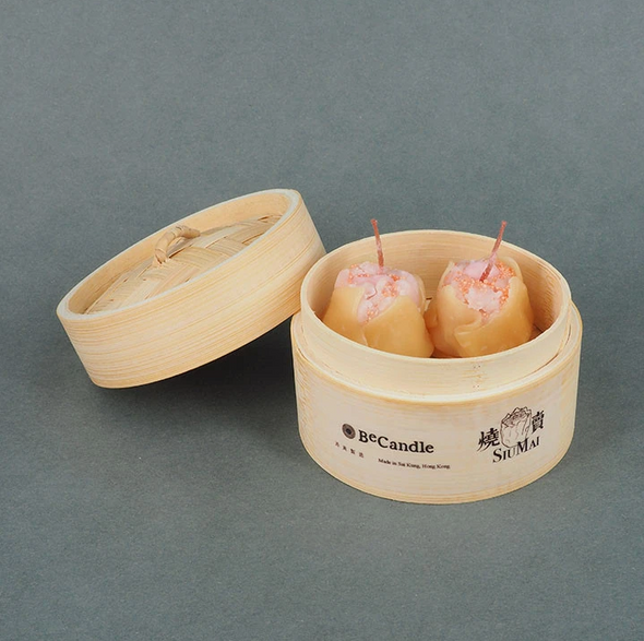 BeCandle Dim Sum Candle - Siu Mai