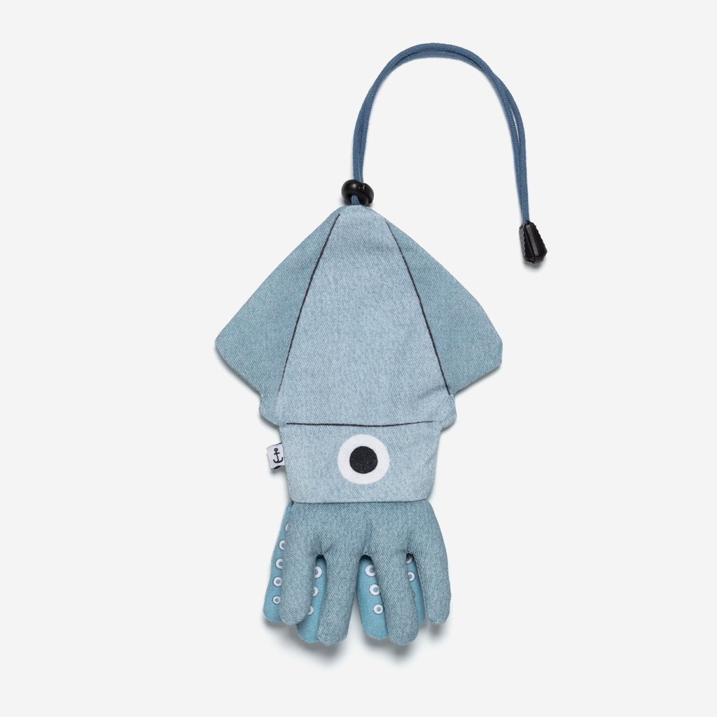 Don Fisher Squid Key Pouch