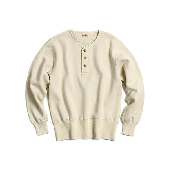 Vintage and republic 50's Henly Neck Sweatshirts