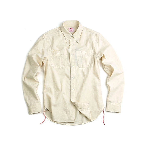 Vintage and Republic- Organic cotton shirt