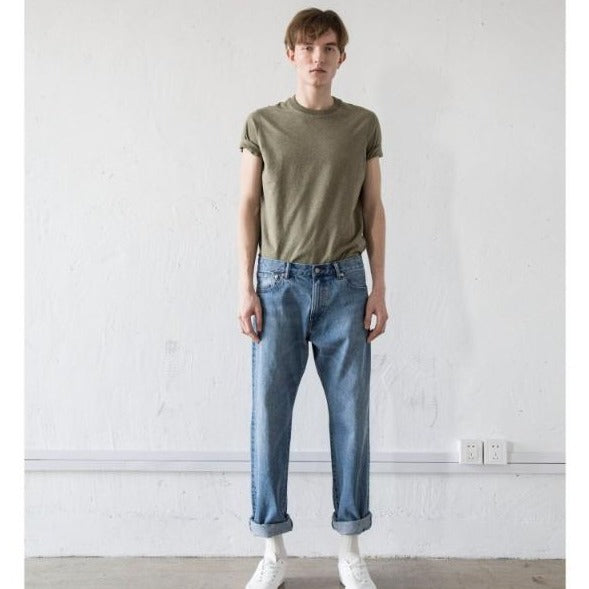 Vintage and Republic 70s-80s Mens Mid Waisted Jeans