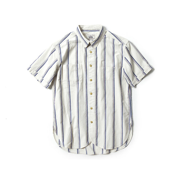 Made by Scrub - Dual Pocket Short Sleeve Shirt