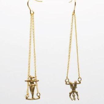 Aquvii Earring - Trapeze Earrings