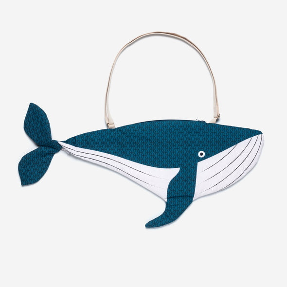 Don Fisher Whale Bag