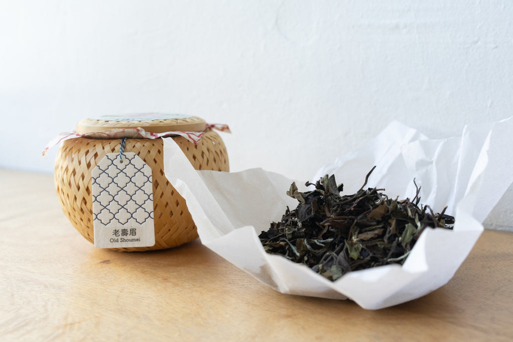 Old Shoumei - Old White Tea