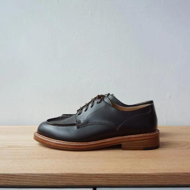 100% Hand-made Leather Shoes - TYPE S05 [Bespoke]