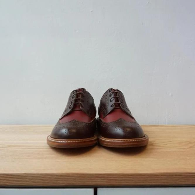 100% Hand-made Leather Shoes - TYPE S02 [Bespoke]
