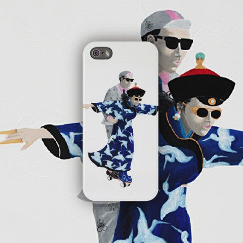 wearPractice Phone Case ZiShi Cultural Exchange across Time and Space