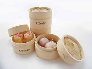 BeCandle Dim Sum Candle - Siu Long Bao