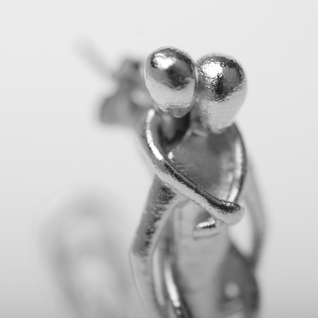 2gether Earring Silver